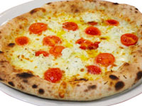 Pizza al limone di Sorrento